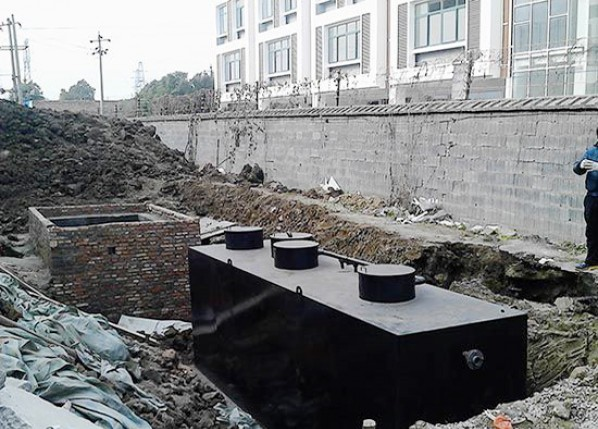 医疗污水一体化污水处理设备