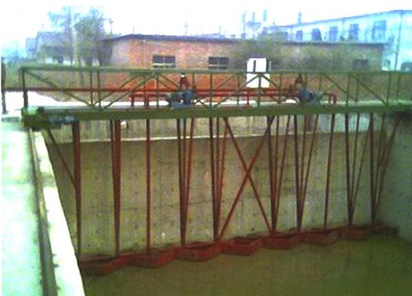 HGN型桁车式刮泥机
